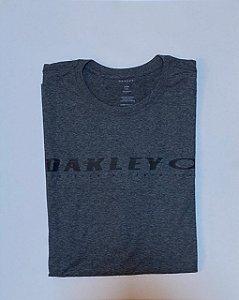 Camiseta Oakley Speed Lettering - Preta
