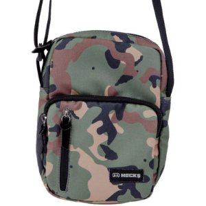 Shoulder Bag Hocks Camuflada - Camo