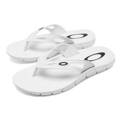 Chinelo Oakley Branco - OPERATIVE