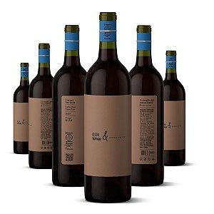 KIT com 6 Esse Vinho &...