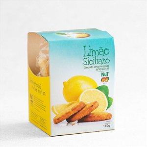Biscoito Limão Siciliano - 150g
