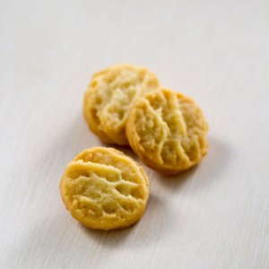 Biscoito Amanteigado - Baunilha