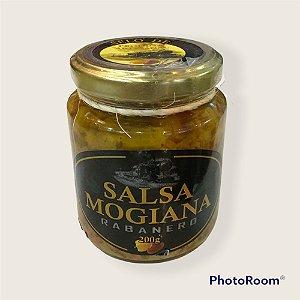 Antepasto de Pimenta Salsa Mogiana Rabanero