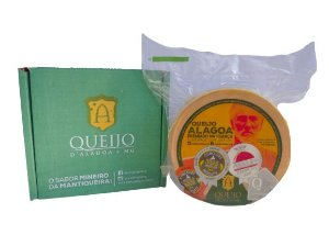 Queijo D'Alagoa 100% ECO (Premiado)