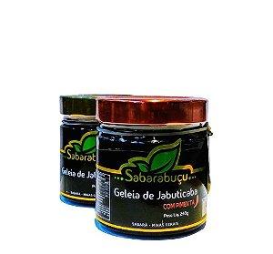 Geleia de Jabuticaba (Tradicional ou Picante)
