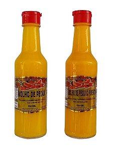 Molho de Pequi (Tradicional ou Picante)
