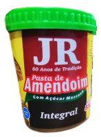 Pasta de Amendoim Integral JR C/ Açúcar Mascavo