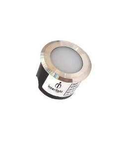 MINI BALIZADOR LED COIN 0.3W 2700K 16LM - 3971-S