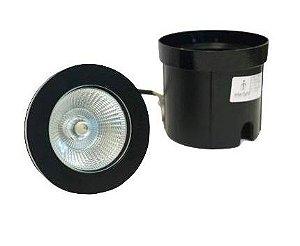 EMBUTIDO DE PISO LED 8W 20O 650 LM 2700K BIVOLT - 3639-MD-S