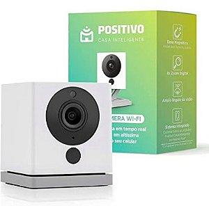 Positivo Casa Inteligente - Smart Câmera Wi-Fi