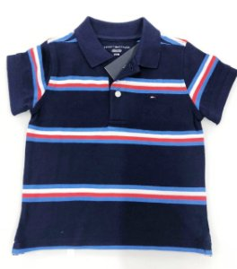 CAMISA POLO TOMMY HILFIGER KIDS