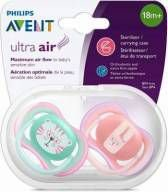 CHUPETA ULTRA AIR 18M+ AVENT