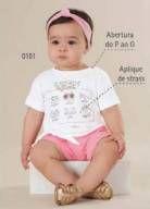 CONJUNTO 2 PEÇAS FACES UP BABY