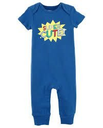 JUMPSUIT SUPER CUTE CARTER'S