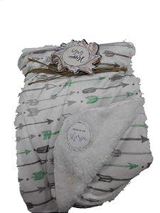 MANTA PELUCIA HIPPIE BABY