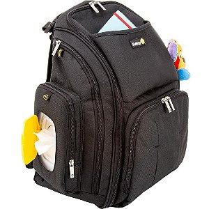 Mochila Maternidade Black Pack Safety