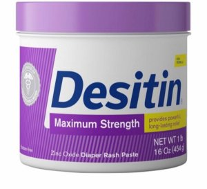 Pomada Maximum Strenght Roxa Desitin 454g
