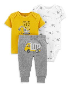CONJUNTO CAMINHÃO CHILD OF MINE BY CARTER'S