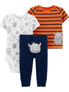 CONJUNTO BABY BOY  CHILD OF MINE BY CARTER'S