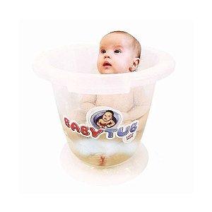 BANHEIRA TRADICIONAL NATURAL BABY TUB