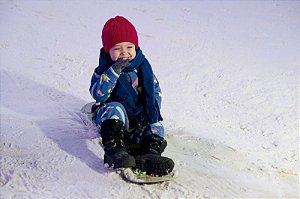MACACÃO DE SOFT INFANTIL SNOWBOARD DEDEKA