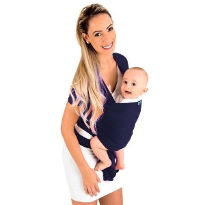 WRAP SLING AZUL KABABY
