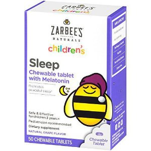 MELATONINA INFANTIL SLEEP  ZARBEE'S