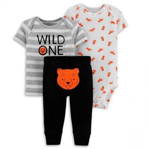 CONJUNTO TIGRE CHILD OF MINE BY CARTER'S