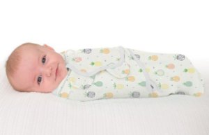KIT COM DOIS CUEIROS SWADDLEME ORIGINAL SUMMER INFANT