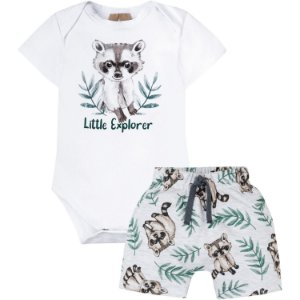 CONJUNTO LITTLE EXPLORER MILON