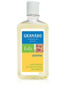SHAMPOO BEBÊ GRANADO