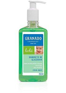 SABONETE DE GLICERINA ERVA-DOCE GRANADO