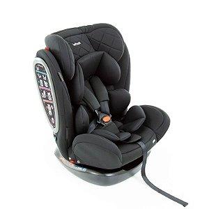 CADEIRINHA PARA AUTO VITA BLACK STRONG 0 a 36kg INFANTI