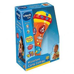MICROFONE CANTE COMIGO VTECH