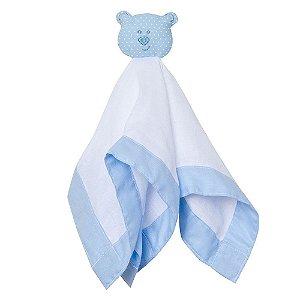 Naninha Toys Urso Azul Papi