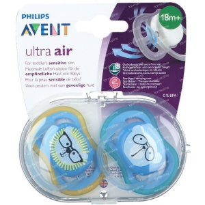 CHUPETA ULTRA AIR 18+ AVENT
