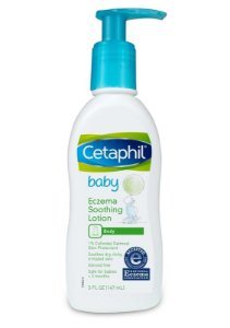 Loção Calmante Infantil Cetaphil