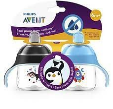 Kit 2 Copos My Little Sippy 7Oz 200ml Avent