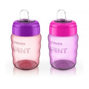 Kit 2 Copos My Easy Sippy 9oz 260ml Avent