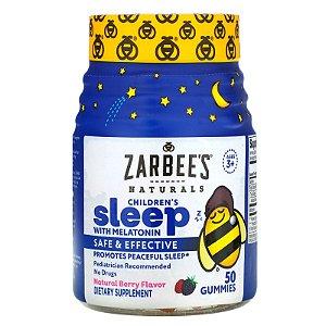 Melatonina Infantil Sleep Gomas Zarbee's