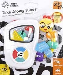 Brinquedo Musical Take Along Tunes 3m+ Baby Einstein