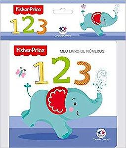 Livrinho De Banho Elefante Fisher Price
