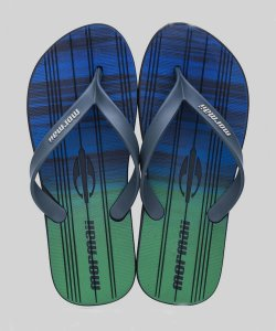 CHINELO MORMAII TROPICAL AZUL