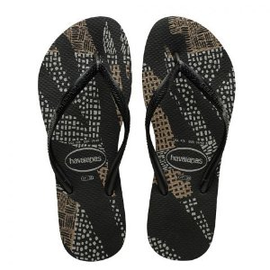 SANDÁLIA HAVAIANAS SLIM KIDS  NATIVE CF