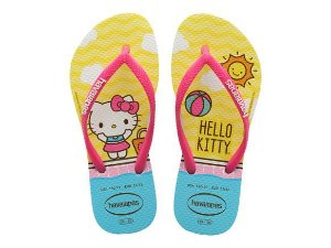 HAVAIANAS HELLO KITTY BRANCO