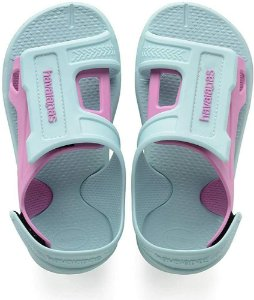 SANDÁLIA HAVAIANAS KIDS MOVE ICE BLUE