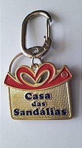 CHAVEIRO CASA DAS SANDÁLIAS