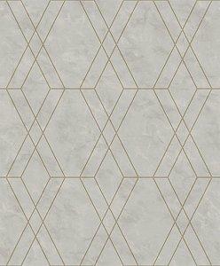 Papel De Parede Modern Maison MM557704 - 0,53cm x 10m