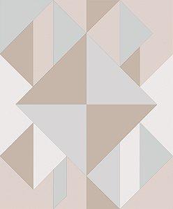 Papel De Parede Modern Maison MM558103 - 0,53cm x 10m