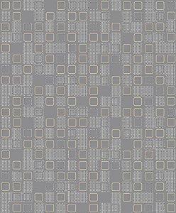 Papel De Parede Modern Maison MM557801 - 0,53cm x 10m